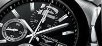 Fragment Longines horloge